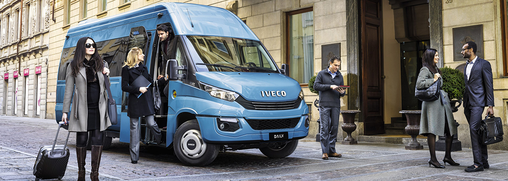 Der Daily Tourys von Iveco Bus ist International Minibus of the Year