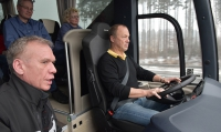 MAN-Center: Busfahrertreff in Plauen