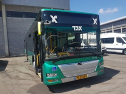 Israel: Egged kauft 75 MAN-Chassis
