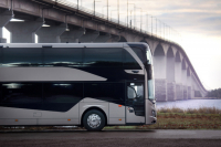 Neues Reisebus-Highlight: Volvo 9700 DD